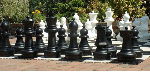 Giant Chess pieces & games from Laugh And Play Outdoors