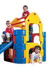 Activity Climber  - Slide & Stairs