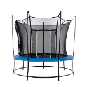 Vuly2 10ft Trampoline+Net & FREE Tent & Ladder