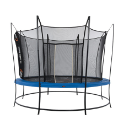 Vuly2 12ft Trampoline+Net & FREE Tent & Ladder