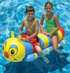 Inflatable Caterpillar Tube Ride on