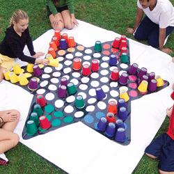 Giant Chinese Checkers