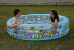 1.5m Aquarium Inflatable Pool