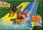 Double Wave Rider Slide