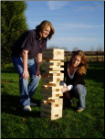Mega Tower, Jenga