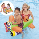 Inflatable Kiddie Plane Rider