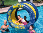 Inflatable Aqua Roller Fun Float