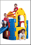 Kids Outdoor Play Gyms
