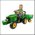 John Deere Tractors and Gators