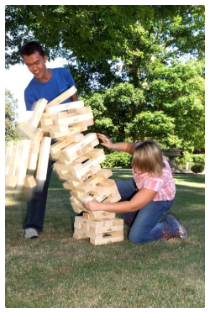 Hi-Tower, Jenga