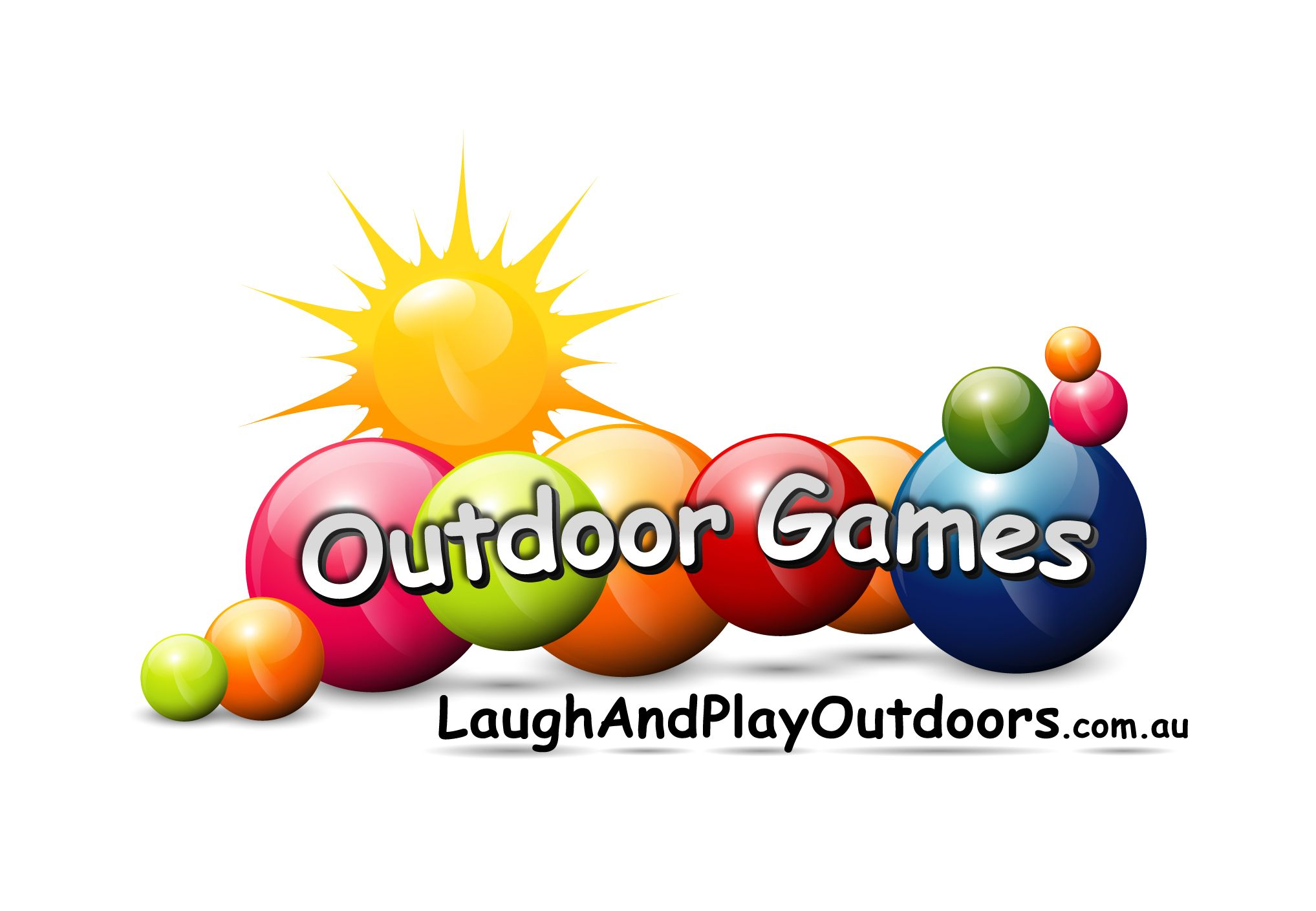 Outdoor Games at Laugh And Play Outdoors