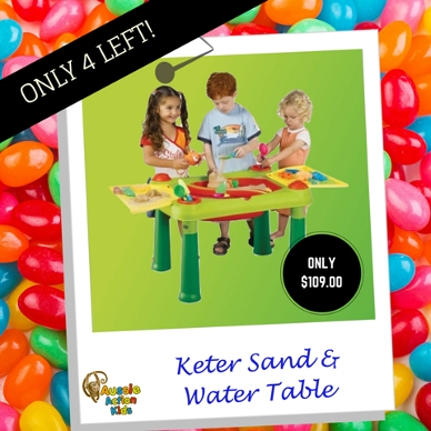 Keter Sand Table